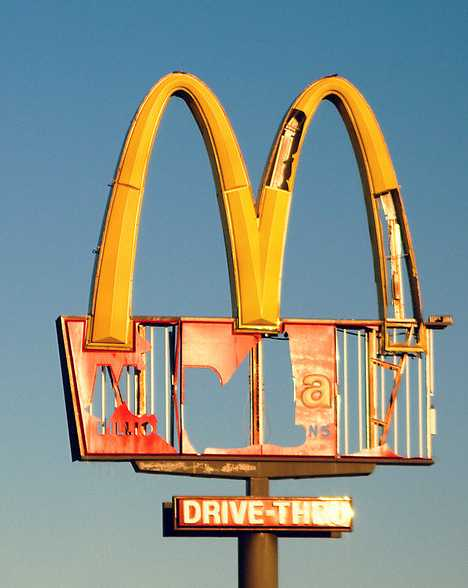 McDonald's Galveston Ike