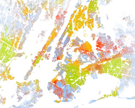 NYC Infographics Segregation