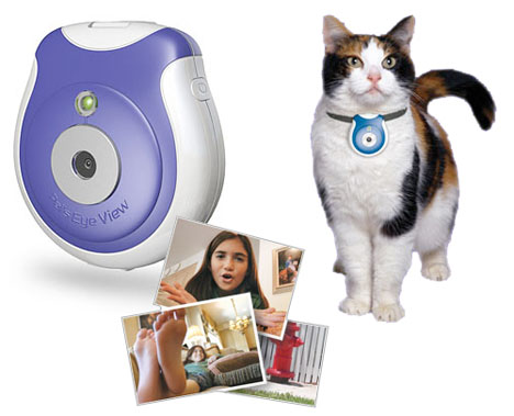 Pet Tech Pet's Eye View Camera