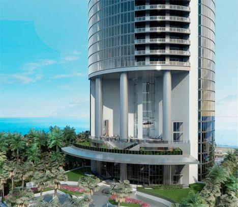 Porsche Design Tower 3