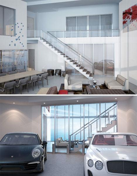 Porsche Design Tower 4