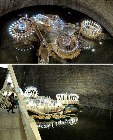 Salt Mines Subterranean Museum 2