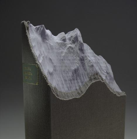 book cliff top edge
