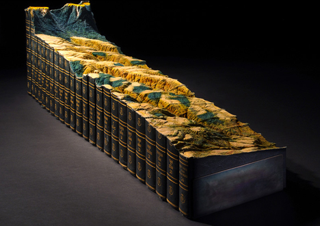 book landscape encyclopedia set