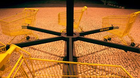 carousel lamppost