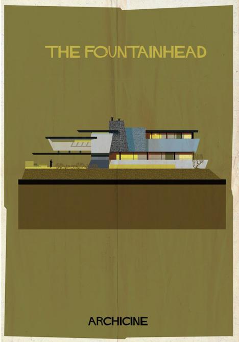 classic the fountainhead home