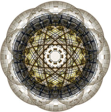 fractal circle town square