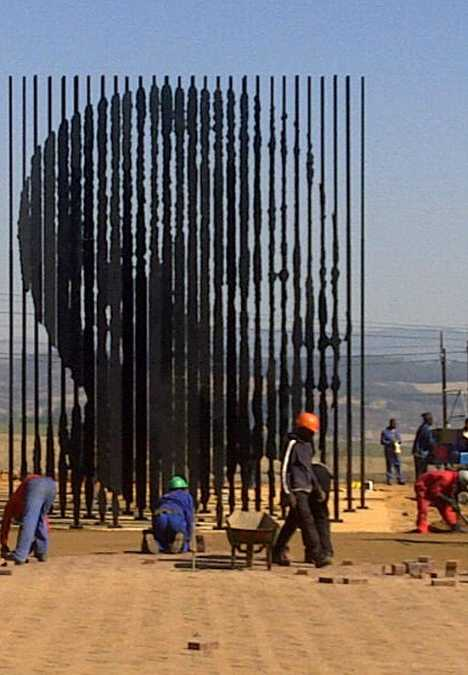 nelson mandela capture monument