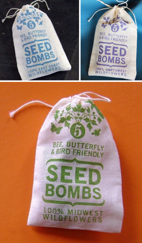 seed bombs region specific