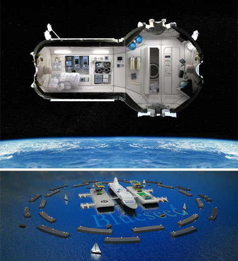 urbanist space sea technology