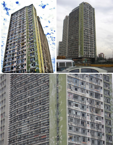 Abandoned Brazil Edificio Sao Vito 1