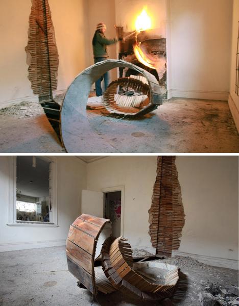 Abandoned Buildings Art Fallow