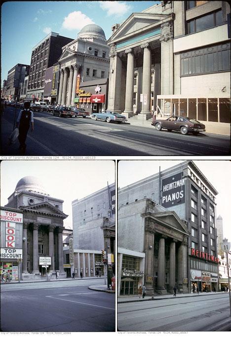 Abandoned Canada Bank of Toronto 1