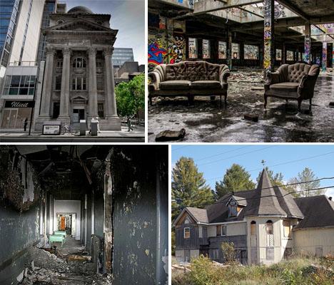 Abandoned Canada Main