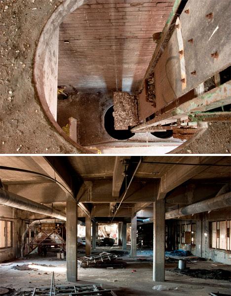 Abandoned Canada Malting Silos Toronto 2