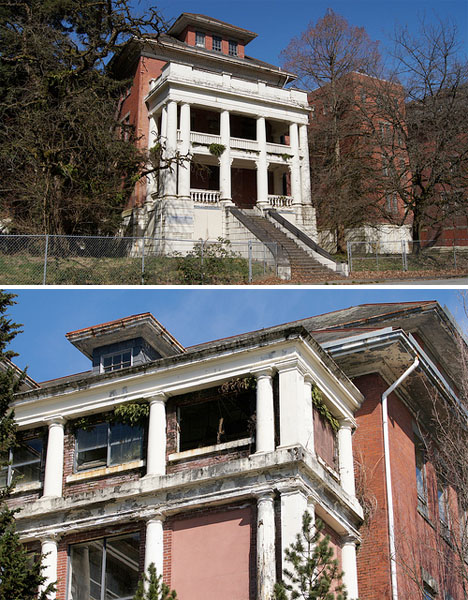 Abandoned Canada Riverview Hospital 1