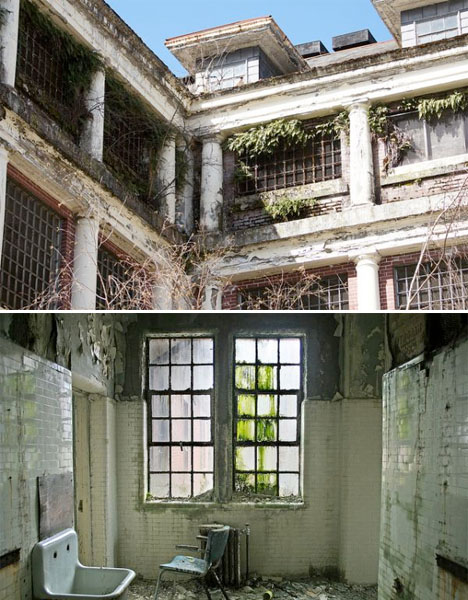 Abandoned Canada Riverview Hospital 2