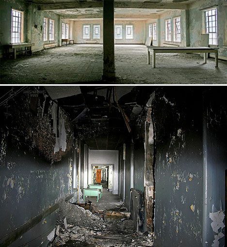 Abandoned Canada Riverview Hospital 3