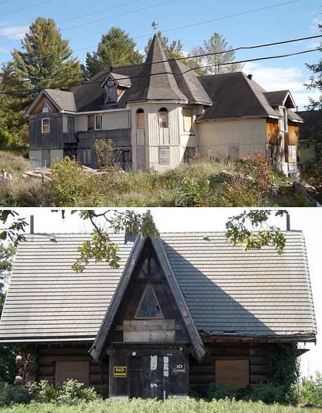 Abandoned Canada Rural Farmhouses 1
