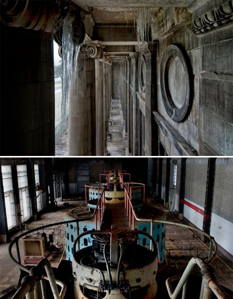 Abandoned Canada Toronto Power Generating Station 3