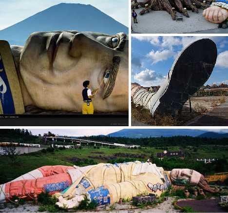 Abandoned Japan Gullivers Kingdom 1