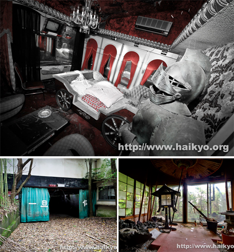 Abandoned Japan Love Hotel 1