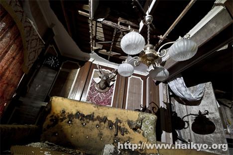 Abandoned Japan Love Hotel 5