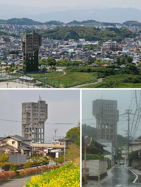 Abandoned Japan Shime Tower 2