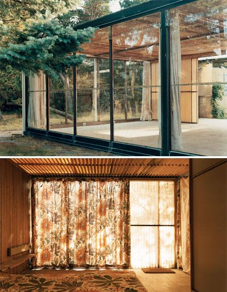 Abandoned Scandinavia Modernist House 1