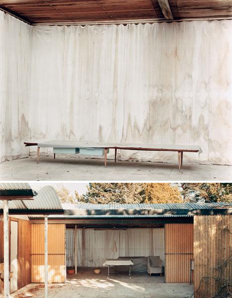 Abandoned Scandinavia Modernist House 2