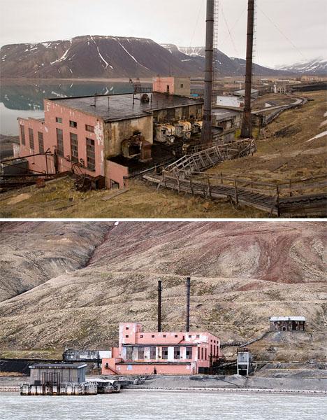 Abandoned Scandinavia Pyramiden 1
