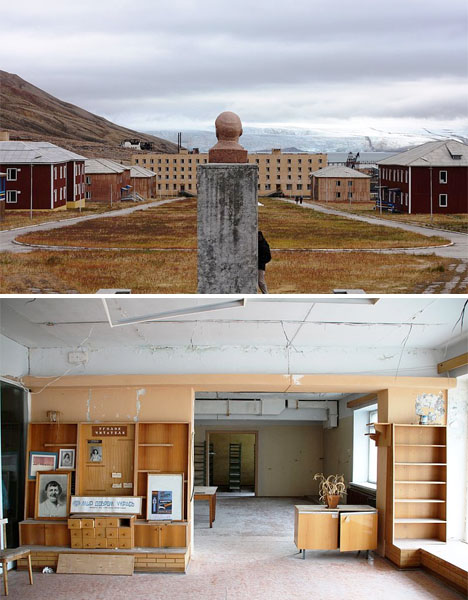 Abandoned Scandinavia Pyramiden 3