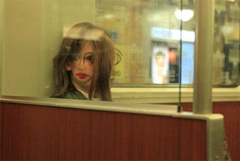 Doublefaced Girl 2