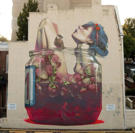 Etam Cru Street Murals 1