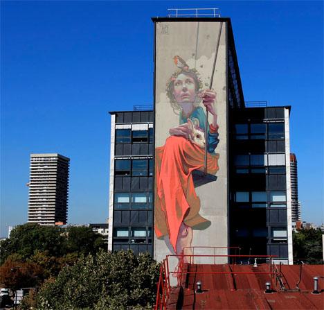 Etam Cru Street Murals 3