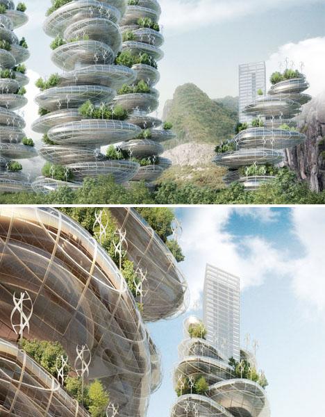 Urban Future Asian Cairns