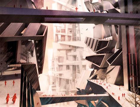 Urban Future Fear Free City