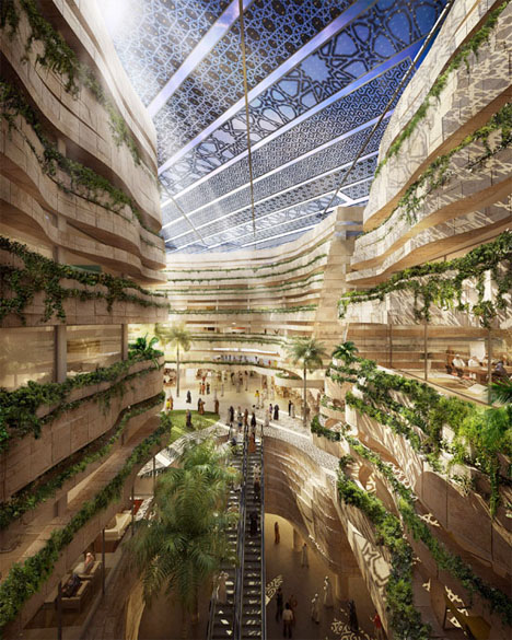 Urban Future Masdar Eco City 2