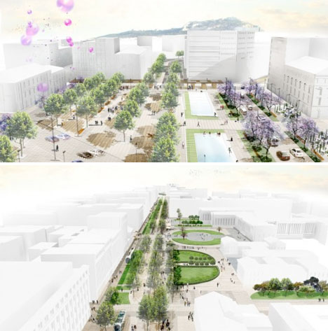 Urban Future Rethinking Athens