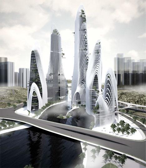 Urban Future Shan Shui 1