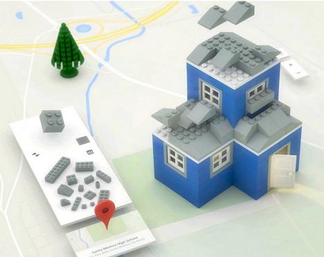 build lego house architecture