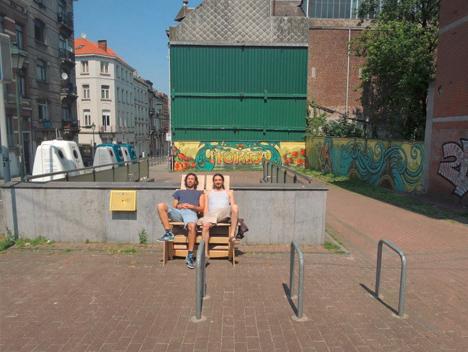guerilla street seat use