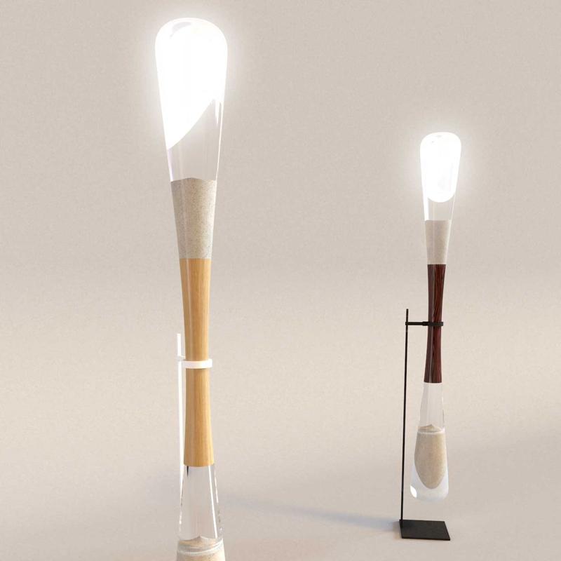 hourglass light