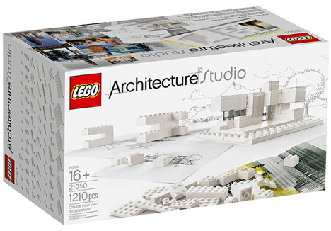 lego architecture studio box