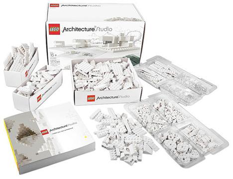 lego monochromatic block set