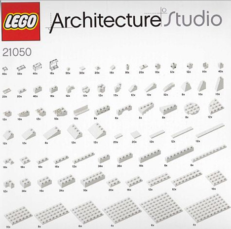 lego no color kit