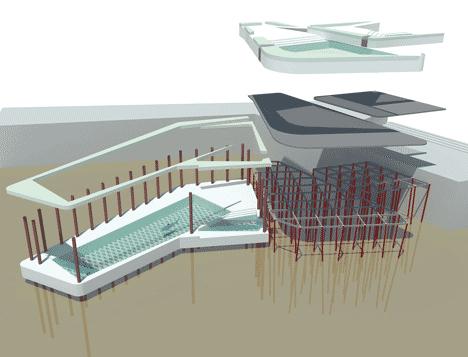 london pool structural diagram