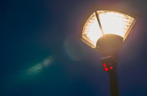 Smart Outdoor Lighting Street smart intelligent motion activated outdoor lighting urbanist motion outdoor light sensors workwithnaturefo
