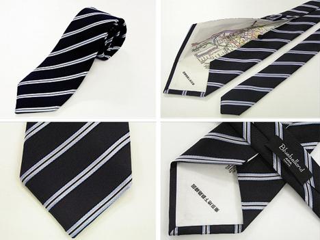 necktie secret hidden map
