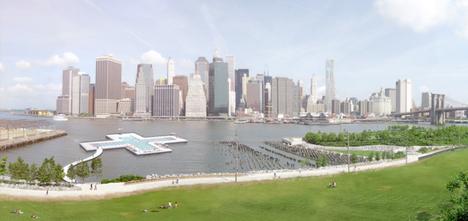 new york urban swimming